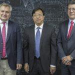 La Asociación China de Ciencia y Tecnología profundiza sus lazos con CONICYT