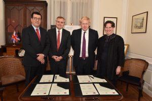 CONICYT y Reino Unido profundizan lazos de colaboración en ciencia y tecnología
