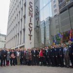 Científicos de Chile y China se reunieron en CONICYT para abordar la conservación del agua