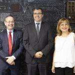Representantes de la Unión Europea visitan CONICYT