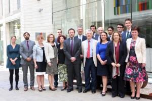 CONICYT y Reino Unido cooperarán en implementación en Chile de nuevo fondo para investigación e innovación