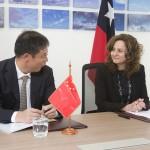 CONICYT estrecha lazos de cooperación con Fundación de Ciencia Natural de China