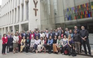 Representantes iberoamericanos de organismos de CyT fortalecen redes de cooperación en Asamblea General en CONICYT