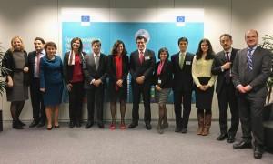 Chile y la Unión Europea renuevan Acuerdo en Ciencia y Tecnología