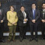 Representantes de la Secretaría de Ciencia y Tecnología de Guatemala visitan CONICYT