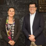 Delegación peruana visita CONICYT