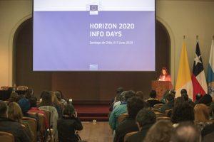 InfoDays Horizonte 2020 reúne a más de 200 participantes