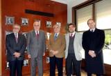 CONICYT recibe la visita de Premios Nacionales de Ciencias 2012