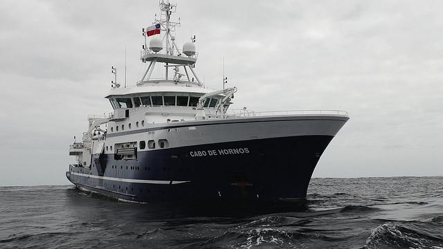 El Buque Oceanográfico Cabo de Hornos es considerado una de las cinco naves científicas más modernas del mundo.