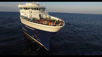 CONICYT inicia convocatoria de uso de tiempo de buque científico Cabo de Hornos