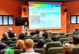 Investigadora viajó a Colombia y Francia para difundir trabajo del observatorio Lidar-CEFOP
