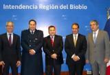 CEFOP-UdeC concreta junto a la Región del Biobío Centro de Recepción Satelital