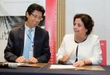 Ministerio de Minería y AMTC establecen convenio de colaboración