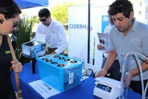 Masiva convocatoria en la celebración del Día Mundial del Agua 2015
