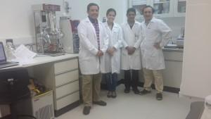CICITEM inicia acercamiento con instituto científico de Brasil