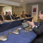 CONICYT reúne a gobiernos regionales para dar a conocer oportunidades de trabajo conjunto