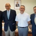 Presidente de CONICYT visita al CGNA y el Gobierno Regional de La Araucanía