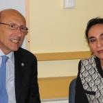 Presidente de CONICYT reconoce el trabajo desarrollado por Cequa en  Magallanes