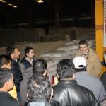 Intendente de La Araucanía compromete su apoyo a empresa mapuche productora de lupino de primer nivel