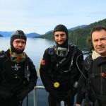COPAS Sur-Austral concluye con éxito campaña de invierno en Canal Puyuhuapi