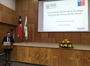 CONICYT da a conocer el diseño de la Estrategia Regional de Innovación para la Región del Maule