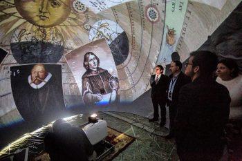 Planetario Móvil de CONICYT recorre Atacama