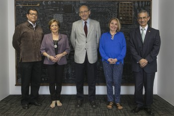 CONICYT recibe a Premios Nacionales de Ciencias