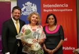 Sonia Montecino fue distinguida con el Premio Elena Caffarena 2015