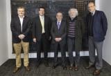 Autoridades de CONICYT se reúnen con Premios Nacionales
