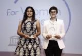 """Alumnas de doctorado de la PUC y de la UChile reciben el Premio """"For Women in Science"""""""