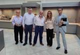 Presidente del Consejo de CONICYT visita Grecia y estrecha la cooperación con Chile en temas de Ciencia y Tecnología