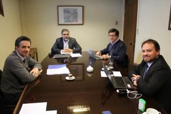 En Valparaíso se instaura mesa de trabajo entre CONICYT y vicerrectores de Investigación del CRUCH