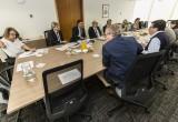 CONICYT y CRUCH se reúnen en mesa de trabajo