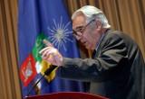 Falleció Jaime Lavados Montes, ex rector de la Universidad de Chile