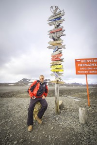 Dr Hamuy Antartica