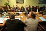 Doctor Mario Hamuy expone proyecto del MINCYT a Comisión Desafíos del Futuro del Senado