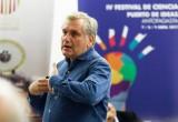 Presidente del Consejo de CONICYT participó en el Festival Puerto de Ideas Antofagasta