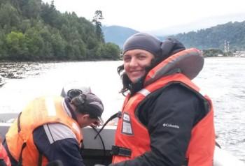 """Linda Daniele, Hidrogeóloga: """"Chile es un paraíso para los geólogos"""""""
