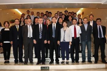 CONICYT e INACH refuerzan la cooperación científica Chile-China en la Antártica