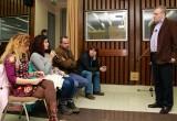 Mario Hamuy expone en la CCHEN el proyecto de Ley del MINCYT