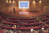 Doctor Hamuy presentó proyecto de Ministerio de Ciencia y Tecnología en la FCFM de la  Universidad de Chile