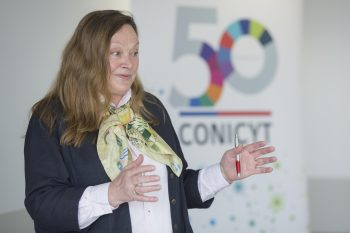 """Elizabeth Pollitzer: """"Si la igualdad de género funciona en la ciencia,  puede aplicarse a toda la sociedad"""""""