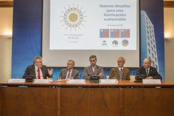 Seminario abordó los desafíos de la iluminación sustentable en Chile
