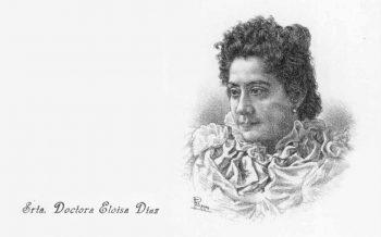 Eloísa Díaz, la primera doctora de Chile y Sudamérica