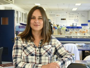"""Andrea Paula Lima: """"Para las mujeres la ciencia no es un camino fácil, pero está cambiando"""""""