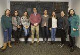 Director ejecutivo de CONICYT recibe a investigadoras de postdoctorado