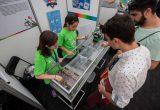 Destacados proyectos de todo el  país se presentan en el  XIX Congreso Nacional Escolar de CyT