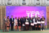 InspiraTEC 2018 premió a mujeres del ámbito de la robótica y la pedagogía