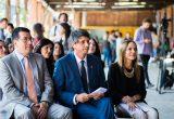 Ministros Plá y Couve lanzan campaña para incentivar a las jóvenes a estudiar carreras científicas