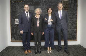 Experta en políticas de género en ciencias visitó CONICYT